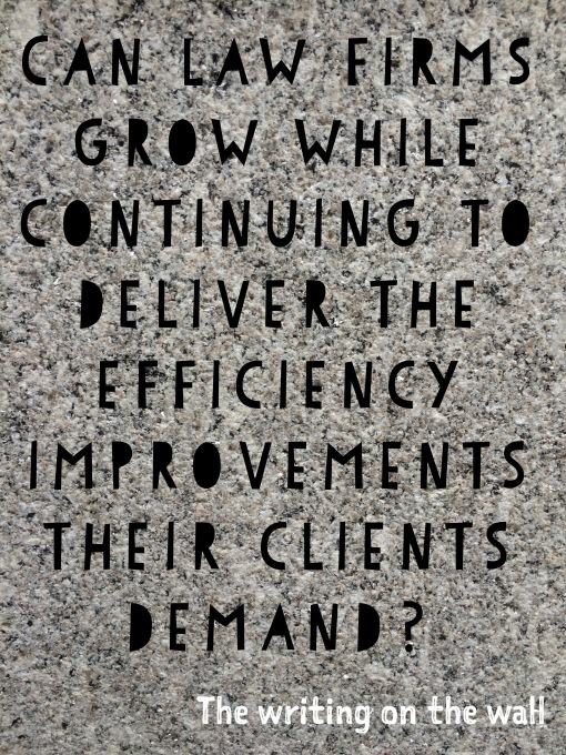 Efficiency + Growth = ?